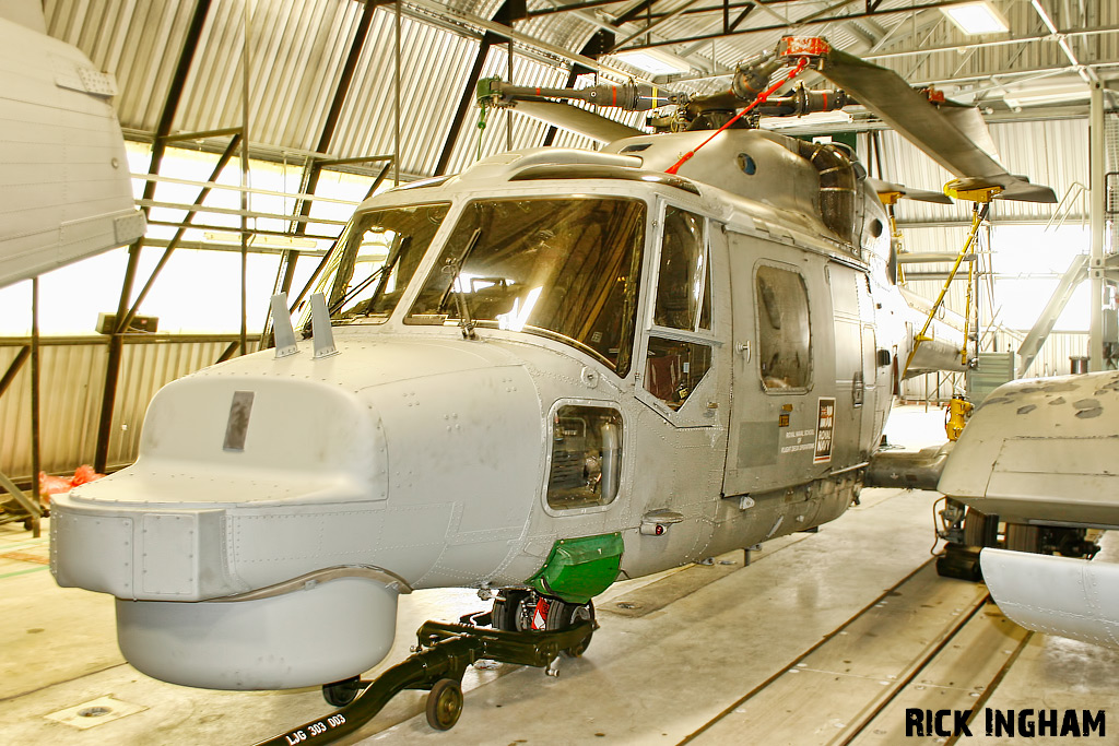 Westland Lynx HAS3 - XZ248 - Royal Navy