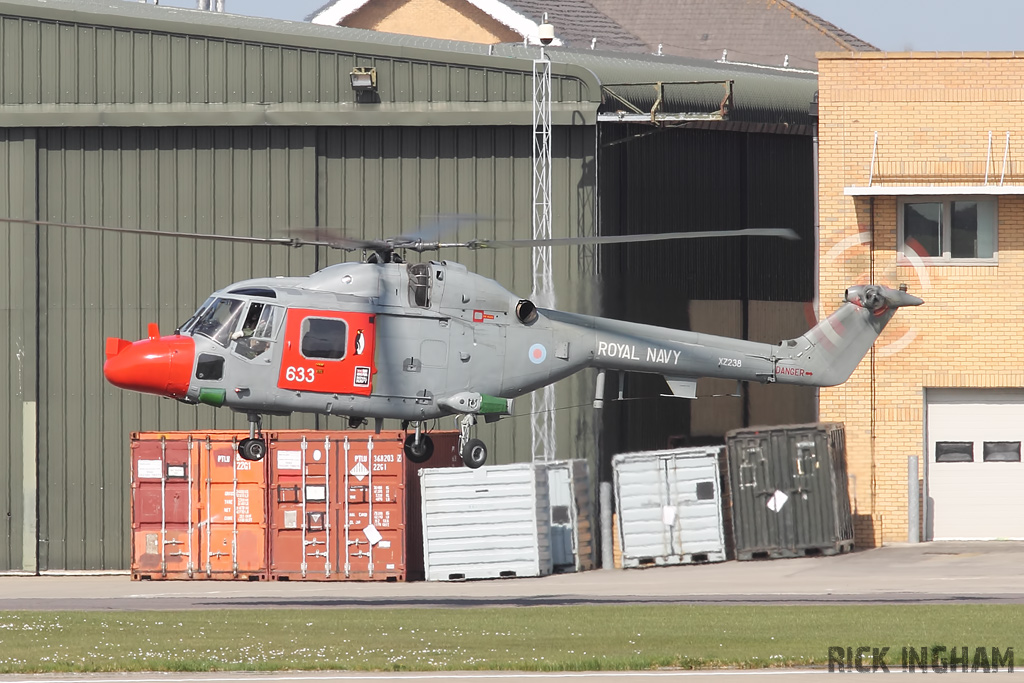 Westland Lynx HAS3ICE - XZ238 - Royal Navy