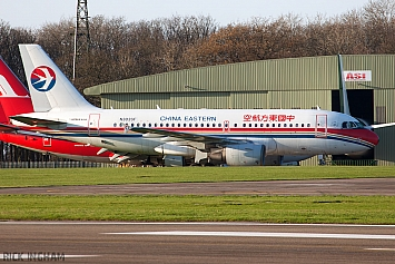 Airbus A319-112 - N303SF (Ex B-2332) - China Eastern Airlines