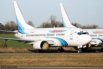 Boeing 737-528 - VP-BRS - Yamal Airlines