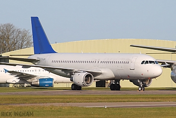 Airbus A320-211 - YL-LCA