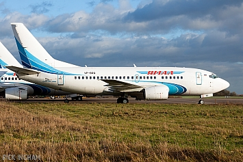 Boeing 737-528 - VP-BRQ - Yamal Airlines