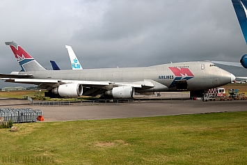 Boeing 747-2R7F - G-MKGA - Ex MK Airlines