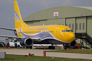 Boeing 737-348QC - F-GIXI - Europe Airpost