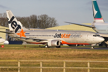 Boeing 737-4H6 - VN-A190 - Jetstar Pacific
