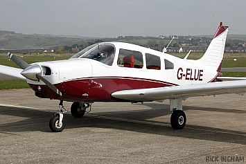 Piper PA-28-161 Warrior - G-ELUE - Freedom Aviation